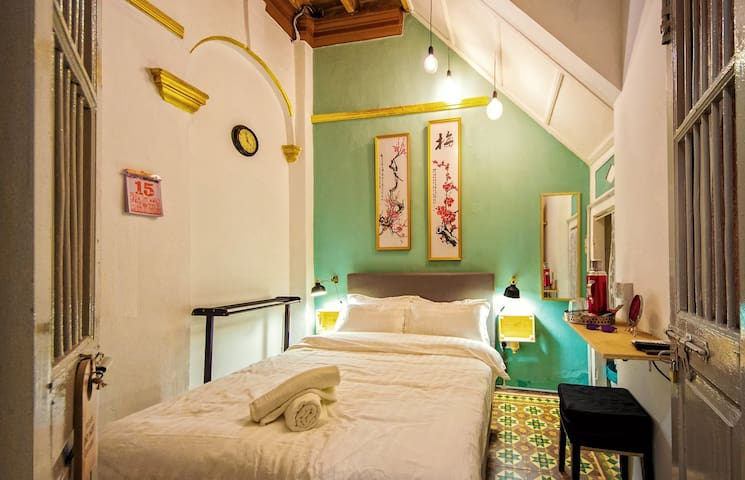 Penang Heritage House [R01] R.R.HOME-Bangkok Lane