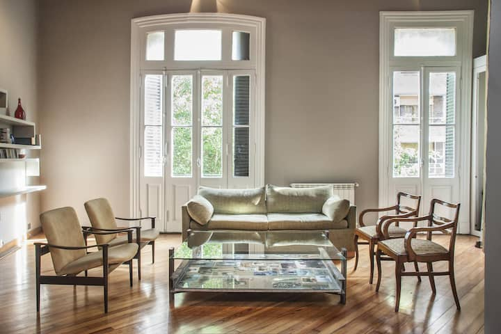 The Aerie- 2 Bedroom Porteño Style Home in Palermo
