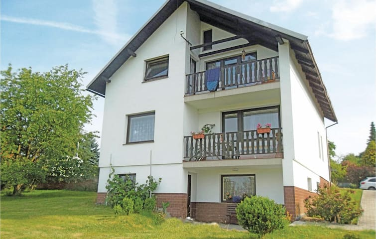Holiday apartment with 1 room on 24 m² in Velke Hamry