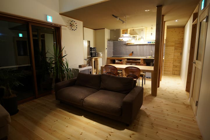 Life is better inn the mountain! - Hakuba - House