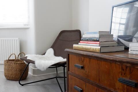 Independent & cosy studio in London, Zone 1/2