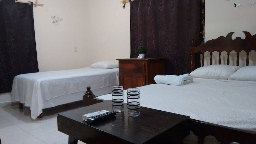 Margarita´s Rooms - Bacalar - House