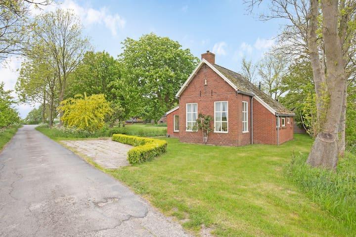 Prachtig huisje, in heerlijk landelijke omgeving