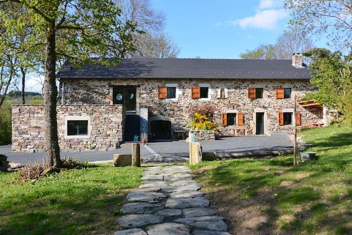 Holyday cottage Aux Pays des Sucs