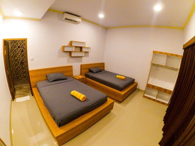 Simple Canggu Guest House 1