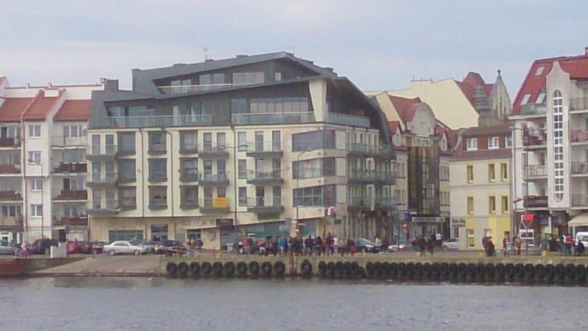 Mieszkanie w centrum Świnoujścia. Villa Concha.