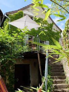 """""""Le Petit Cellier"""":Maison intimiste - House"""