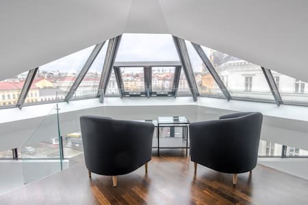 Traumhaftes Penthouse in top Lage - Wien - Lägenhet