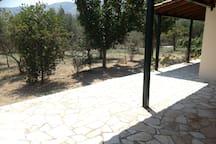 Ktima Kavourou, Frangiscas house