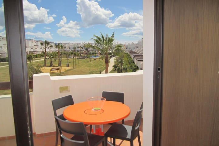 Holiday apartment in Condado de Alhama - Alhama de Murcia - Appartement
