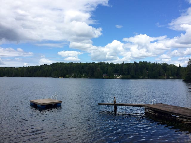 Amazing cottage 50 minutes away! - Duclos - Cottage
