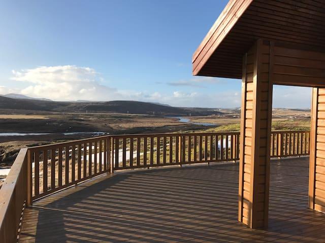 Summerhouse retreat- Golden Circle area - Selfoss - Chalet