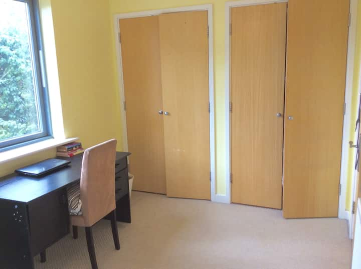 Comfortable and spacious double room