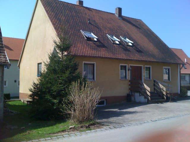 Gemütliches Gästehaus für Familien und Gruppen