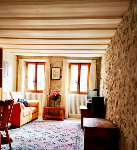 Aigle - a cozy home close to all activities