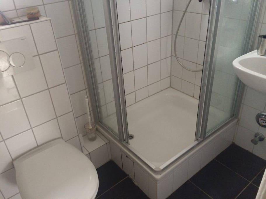 Bad/bathroom