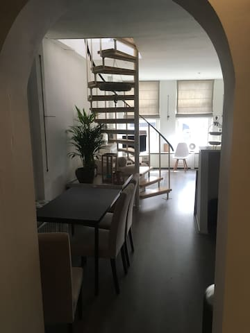 Amsterdam loft in centre of Purmerend