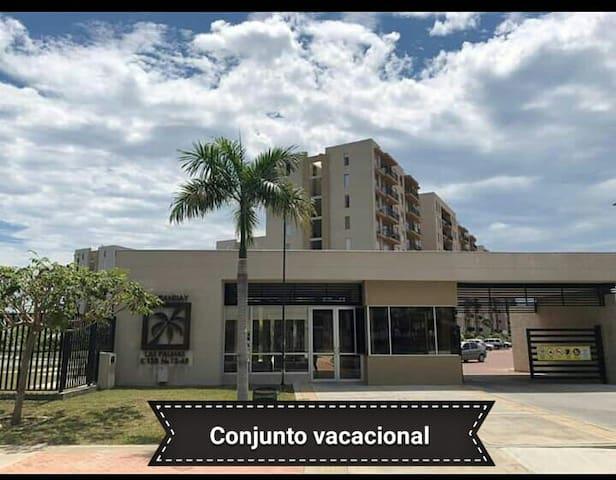 Apartamento Las Palmas Ricaurte-Girardot