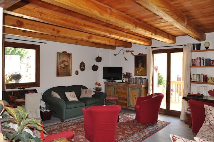 Appartamento in Baita - Borgo Vecchio 4-6 persone - Bardonecchia - Flat