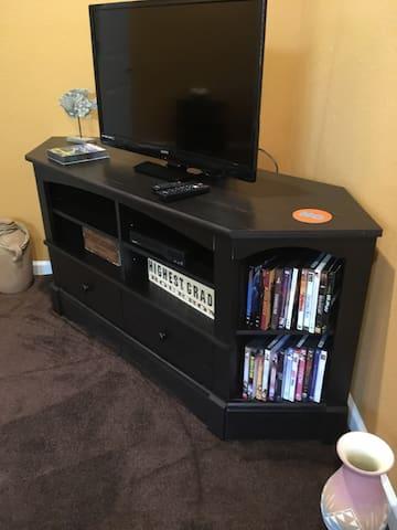 TV/DVD's