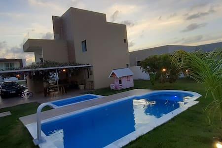 Casa Barra de São Miguel Maceió alagoas cond luxo