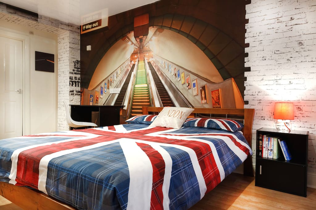 Cool Large Studio in Central London - Apartments for Rent ...
