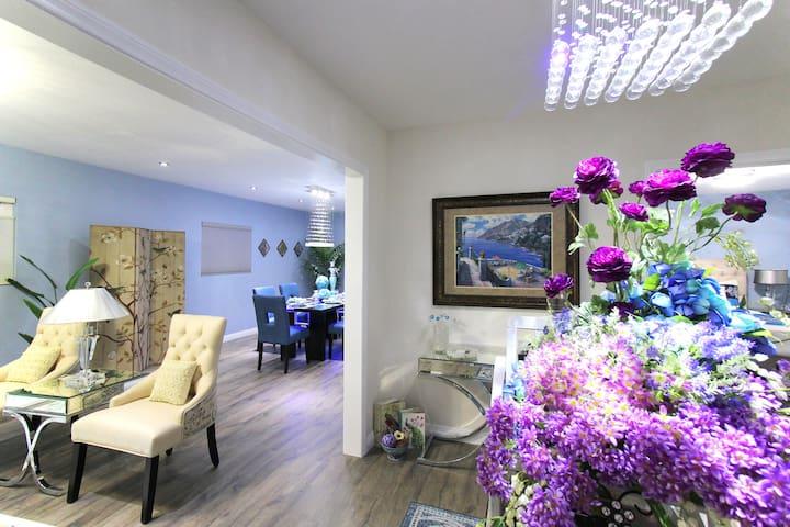 Beautiful 1 Bedroom Home with 1000Sqft Living Area - San Gabriel - Casa