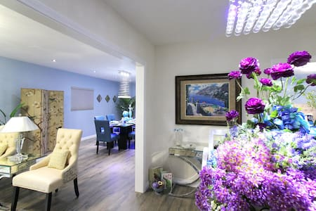 Beautiful 1 Bedroom Home with 1000Sqft Living Area - San Gabriel - Σπίτι