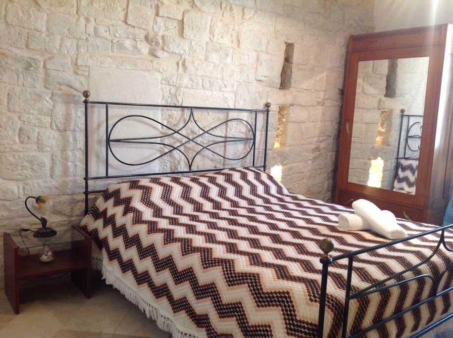 Camera da letto/ double bedroom