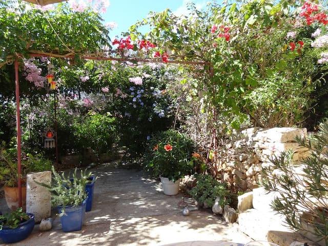 Zimmer in gemütlichem Dorfhaus, strandnah - Es Llombards - House