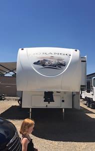 The Wiebergs suite! - Camping-car/caravane