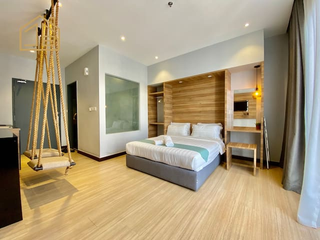 Homesuite AS#18 | For 2 | Kota Kinabalu Aeropod