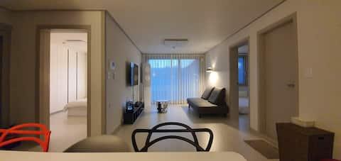 신축고급주택2층전체사용/셀프체크인/호텔식유지관리/개인주차공간/넓은테라스/청결강화기준준수철저