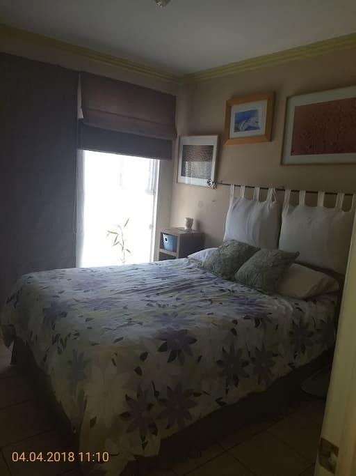 habitación 1 matrimonial