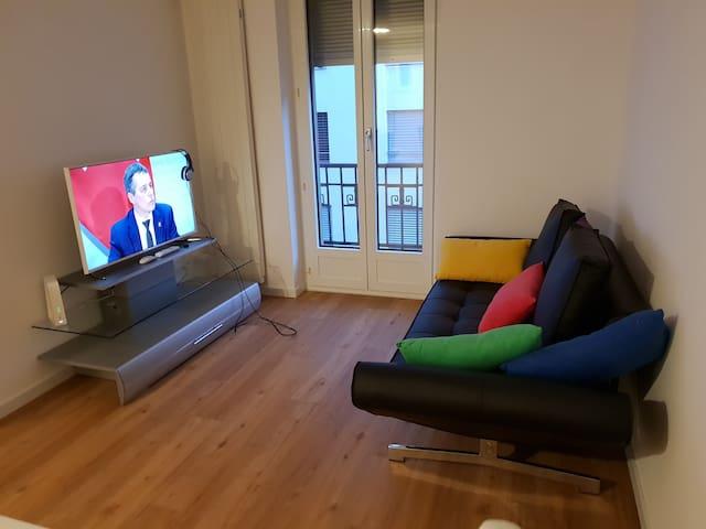 Moderne 2-Zi-Wohnung beim Bahnhof Olten mit Balkon