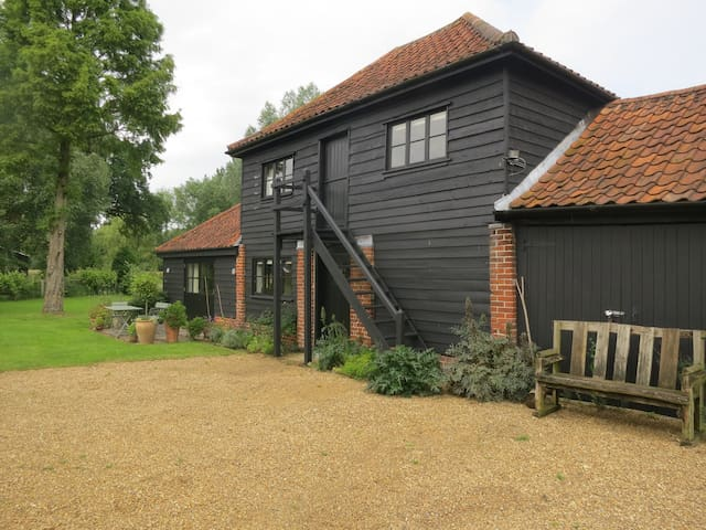 The Granary at Yew Tree Farm - Sweffling - Casa