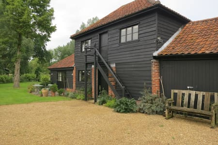 The Granary at Yew Tree Farm - Sweffling - Haus