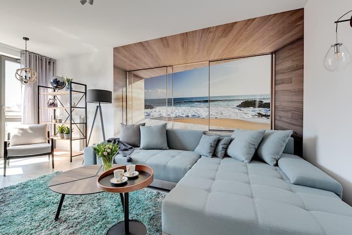 Gdansk, OldNova - Luxury Apartment