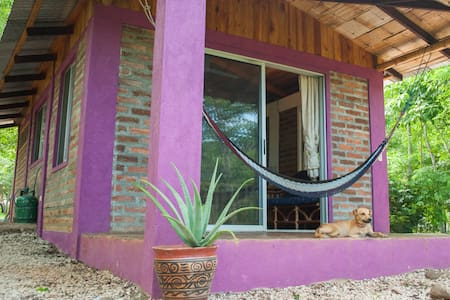 Brick cottage in the coastal hills - Playa Grande - Willa