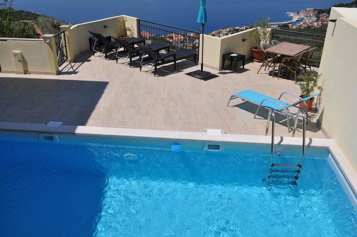 Villa Emilia, Private Pool Tennis Court  Mini Golf