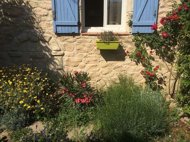 Notre petite maison à Marseille