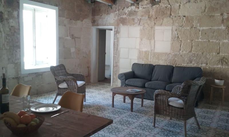 apartamento clásico estilo menorquín - Maó - Wohnung