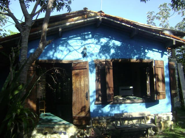 casa charmosa e aconchegante em taipu de fora - Maraú - Huis