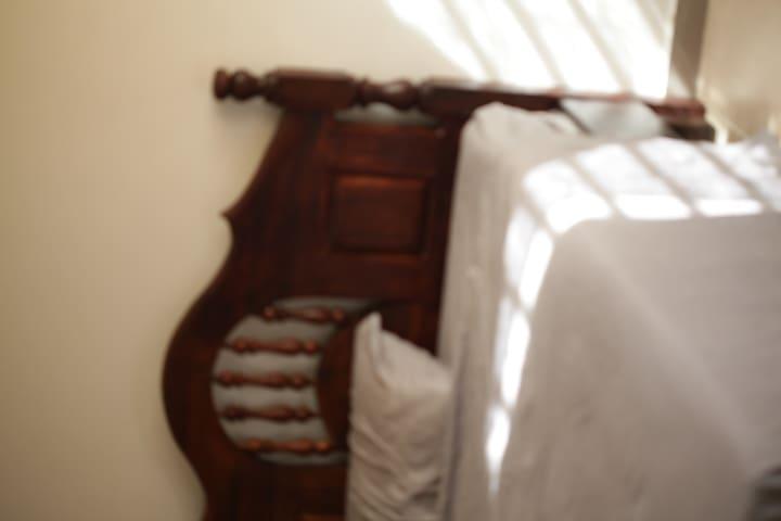 Habitación Fresca y muy comoda en Calderitas - Calderitas - Casa