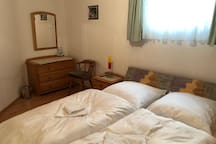 'The Basement (double)' (double bed)
