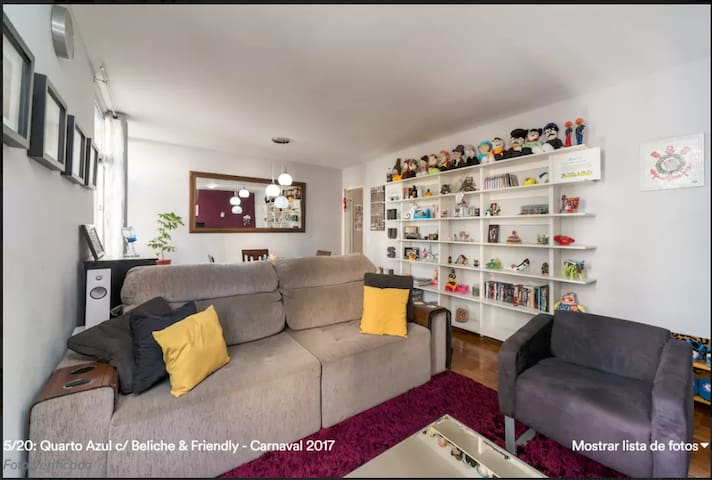 Apartamento 6 pessoas (negociável)! - Recife - Appartement