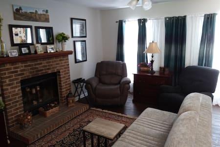 Large Bedroom in Mint Hillarea of Charlotte