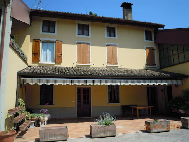 Cucca Farm - Calvisano - House