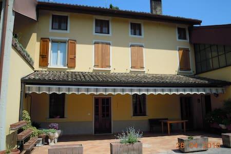 Cucca Farm - Calvisano - บ้าน