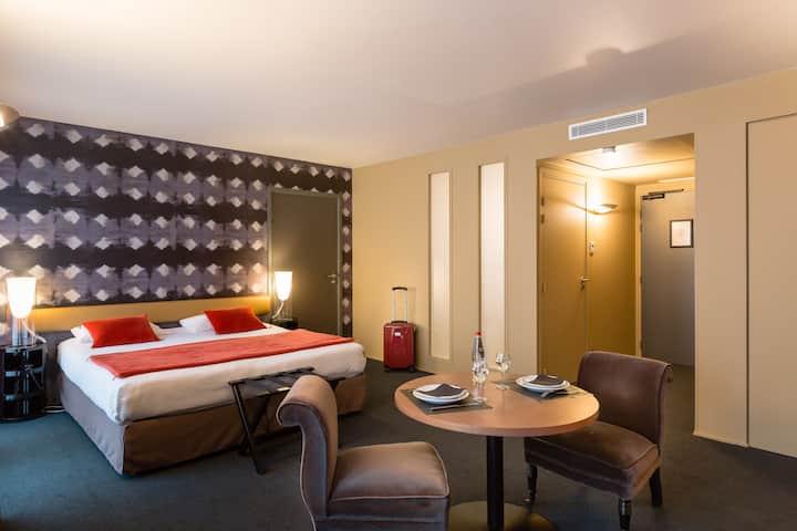 Boutique Hotel - Suite Junior (3-4 personnes)